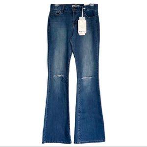 NWT - Blue Spice High Waisted Flare Jeans 👖